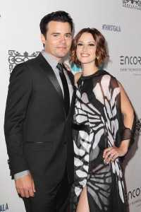 Nathan West & his Wife, Chyler Leigh