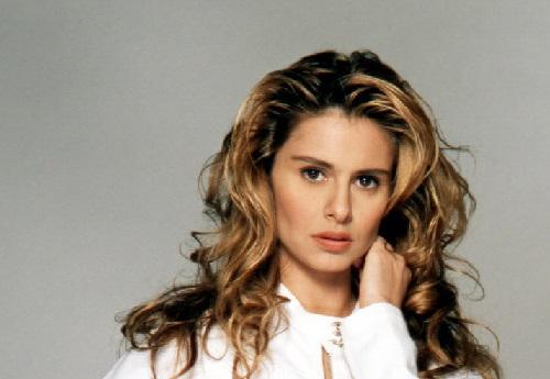 Photo of an actress Debora Caprioglio