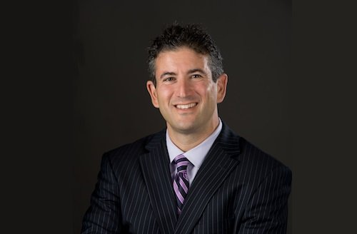 Photo of a sports reporter Andy Katz
