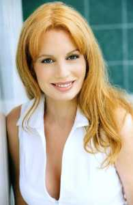 Photo of actress and producer Kimberley Kates