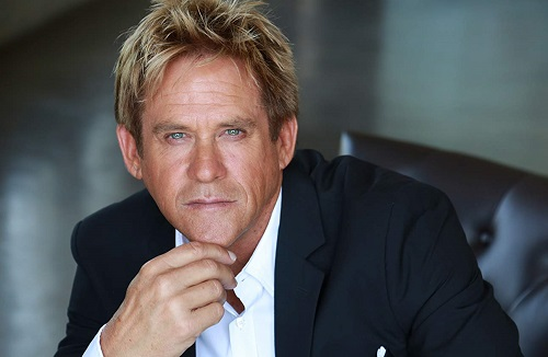Photo of an actor Michael Dudikoff