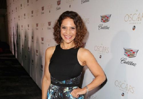 Photo of an actress Monique Gabriela Curnen