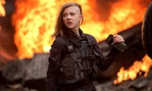 Natalie Dormer In Hunger Games.