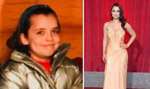 Shona McGarty Then & Now