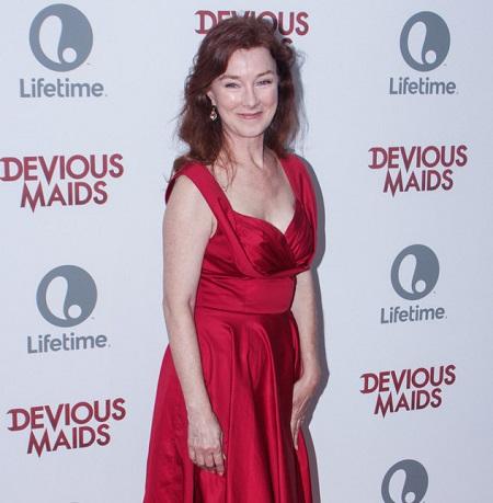 Actress Valerie Mahaffey photo