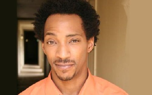 Image of an actor Christopher Morgan