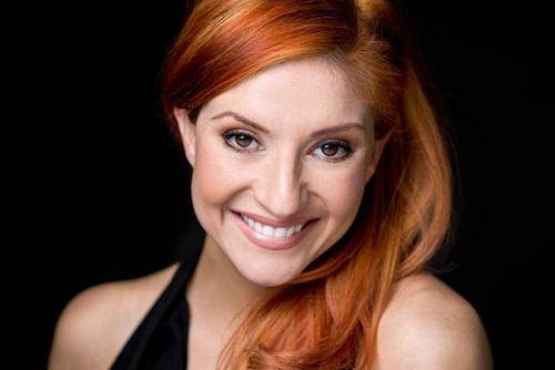 Image of an actress Anneliese van der Pol