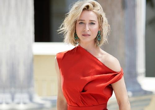 Image of an actress Asher Keddie