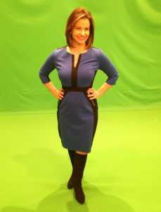 The body figure of Bree Smith