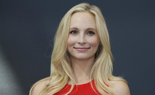 Image of an actress Candice King