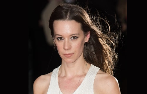 Image of an actress Chloe Pirrie