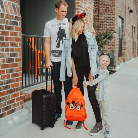 Lindsie Chrisley and her family