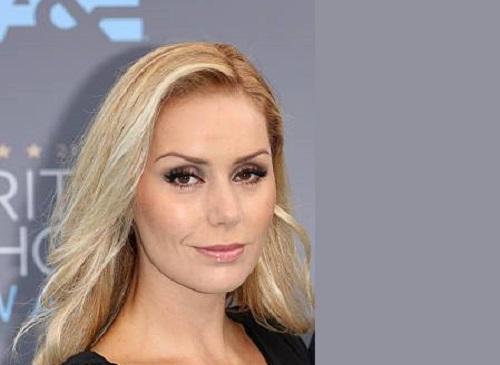 Photo of former model Heidi Balvanera