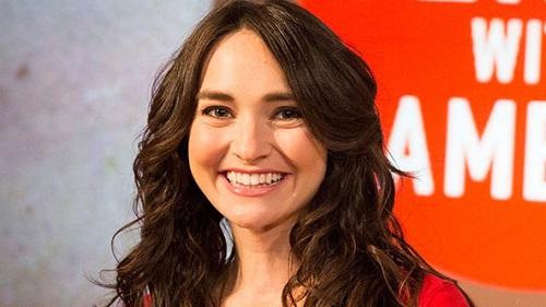 Image of an actress Kara Luiz