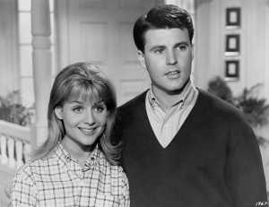 Kristin Nelson and her husband, Ricky Nelson