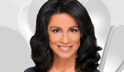 Photo of news correspondent Marion Brooks