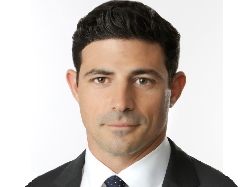 Image of reporter Matt Gutman