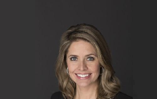 Photo of a reporter Kelli Stavast