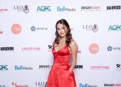 Actress Matreya Fedor image