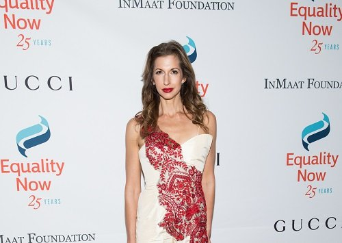 Picture of an actress Alysia Reiner