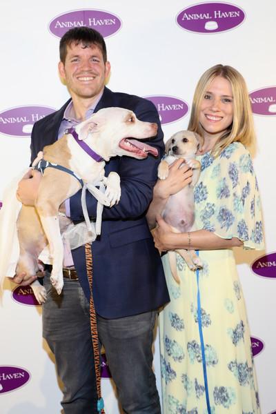 Brandon Stanton and his spouse Erin O'Sullivan photo