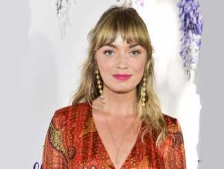 Image of an actress Britt Irvin
