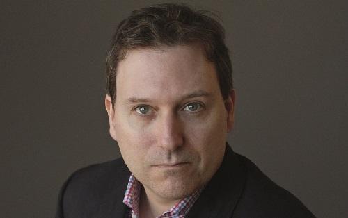Journalist John Carreyrou photo