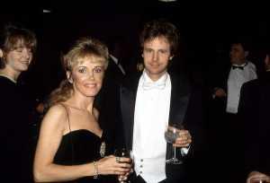 Dana Carvey & his former wife, Paula Zwagerman