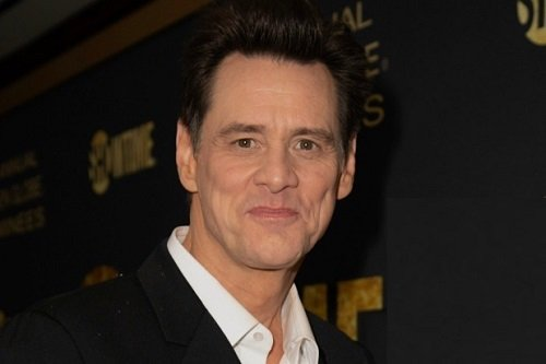 Actor Jim Carrey picture