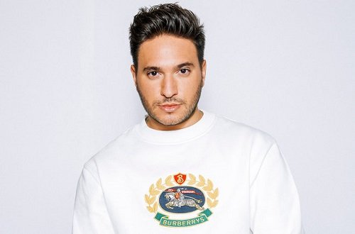 Photo of a singer and songwriter Jonas Blue