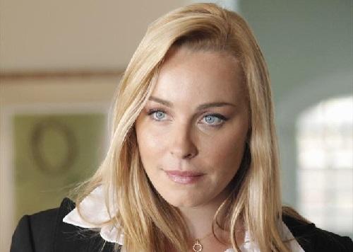 Image of an actress Tory Mussett
