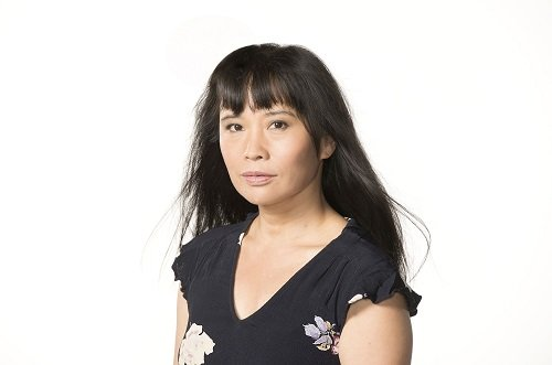 Actress and broadcaster Sook-Yin Lee photo