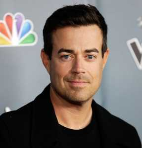 Young Carson Daly