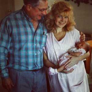 Castille Landon's grandparents