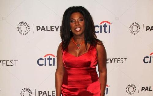 Image of an actress Lorraine Toussainta
