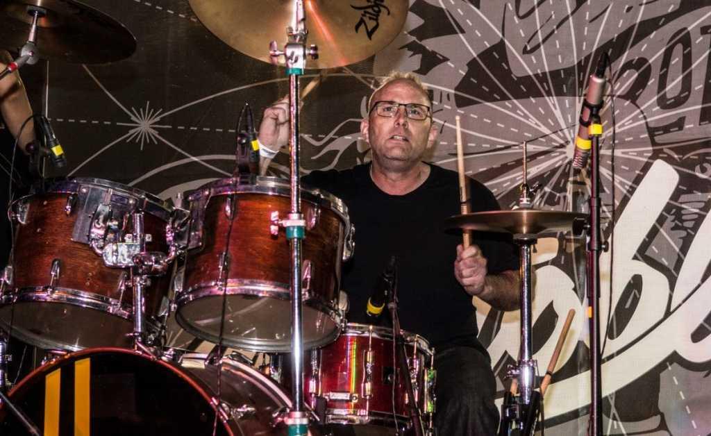 Drummer Joe Haggerty photo