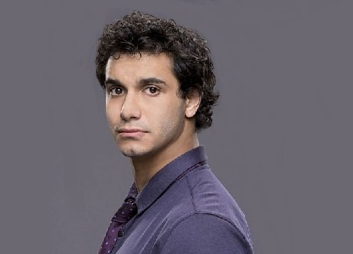 Actor Elyes Gabel picture