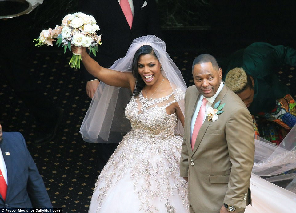 Omarosa Manigault husbandJohn Allen Newman image