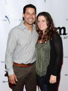 Jon Huertas and Nicole Bordges