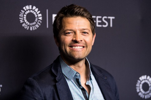 Actor Misha Collins image