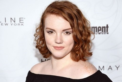 An actress Shannon Purser image