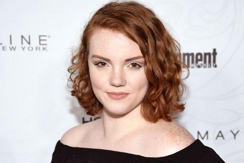 An actress Shannon Purser image