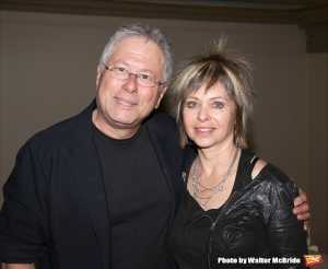Alan Menken and Janis Roswick