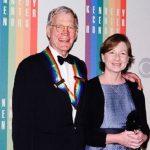 David Letterman and his spouse Regina Lasko