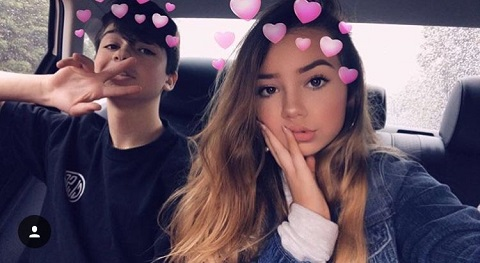 Joey and Sophia Birlem