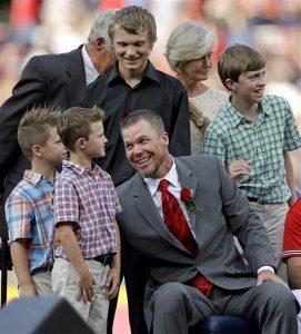 Photo of Sharon Logonov Husband & Children