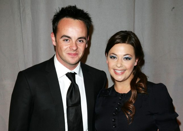 Anthony McPartlin and his ex-wife, Lisa Armstrong