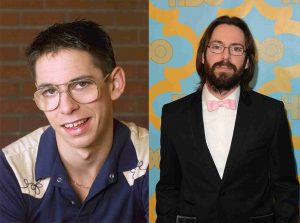 Martin Starr: Then & Now