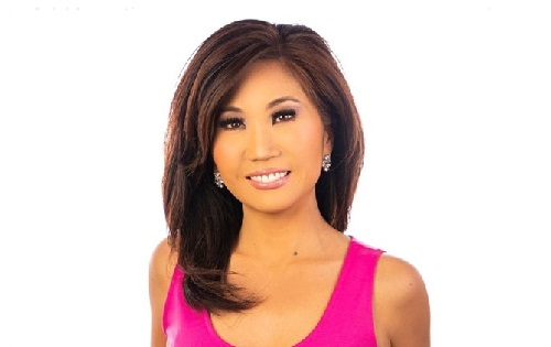 Image of a journalist Annie Yu