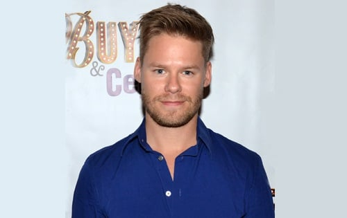 Image of an actor Randy Harrison